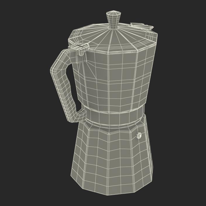 Espresso Maker 3D model