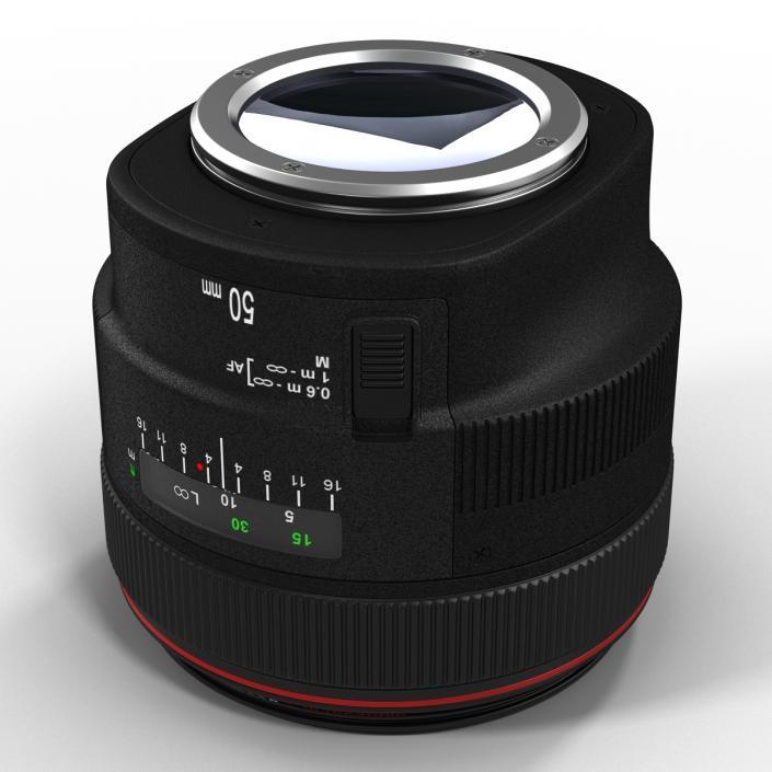 Canon Lens 2 3D