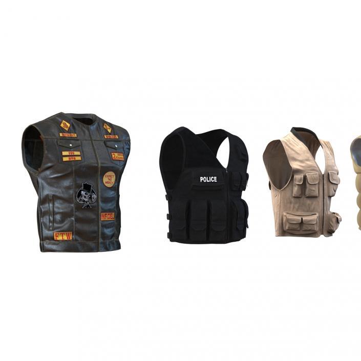 3D Vests Collection
