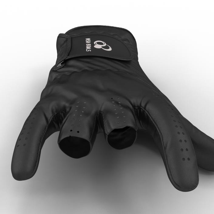 3D model Bowling Glove 2