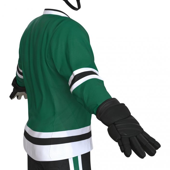 Hockey Equipment Generic 3D model