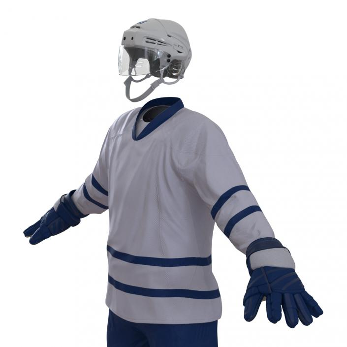 3D Hockey Equipment Generic 5