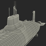 Typhoon Class Submarine. Preview 41
