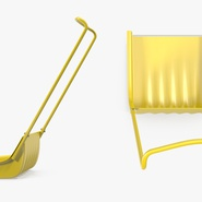 Snow Scoop Shovel. Preview 6