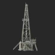 Fracking Gas Platform. Preview 43