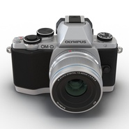 Olympus OM-D-E-M10 Silver. Preview 15