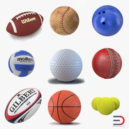 Sport Balls Collection 3