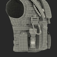 US Military Vest. Preview 35