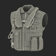 US Military Vest. Preview 29