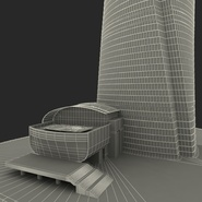 Shanghai Tower China. Preview 43