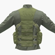Military Jacket. Preview 7