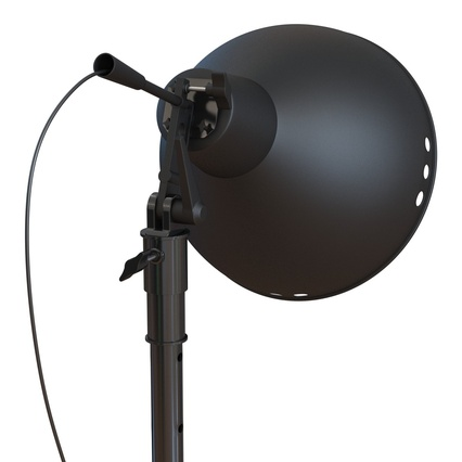 Photo Studio Lamps Collection. Render 38