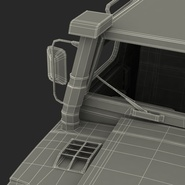 Russian Mobility Vehicle GAZ Tigr M Rigged. Preview 93