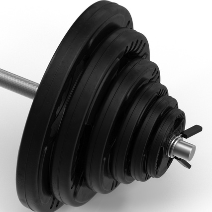 Barbells Collection 2. Render 29