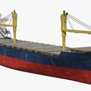 Sea Cargo Ship Generic. Preview 5