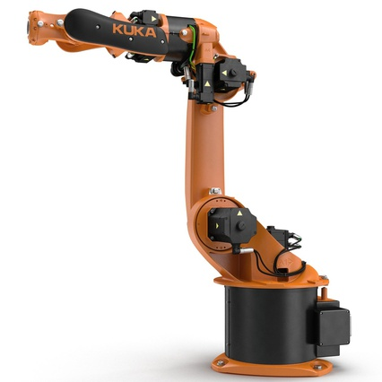 Kuka Robots Collection 5. Render 48