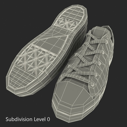 Sneakers Collection 4. Render 117