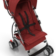 Baby Stroller Red. Preview 19