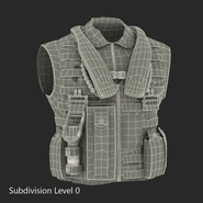 US Military Vest. Preview 22