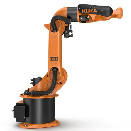 Kuka Robots Collection 5. Render 49