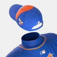 Baseball Player Outfit Mets 2. Preview 30
