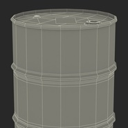 Oil Barrel Shell. Preview 21