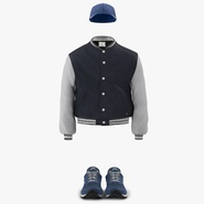 Baseball Style Clothing Collection