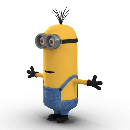 Minions Collection. Render 20