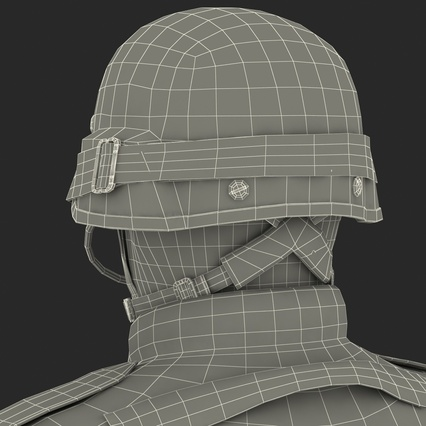 SWAT Uniform. Render 68
