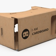 Google Cardboard VR Headset. Preview 7