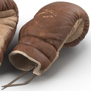 Old Leather Boxing Glove(1). Preview 22