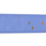45 ft High Cube Container Blue. Preview 19