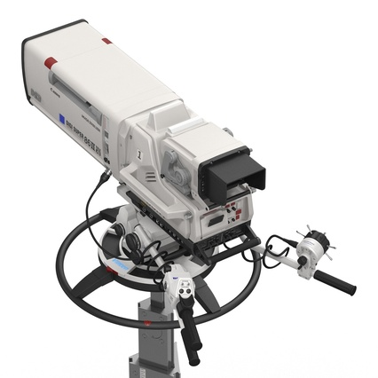 Professional Studio Camera DIGI SUPER 86II. Render 22