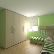 Childrens Bedroom. Preview 10