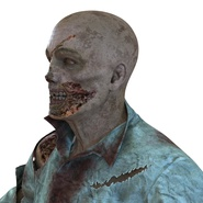 Zombie Rigged for Cinema 4D. Preview 33