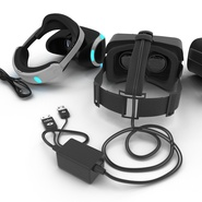 Virtual Reality Goggles Collection. Preview 14