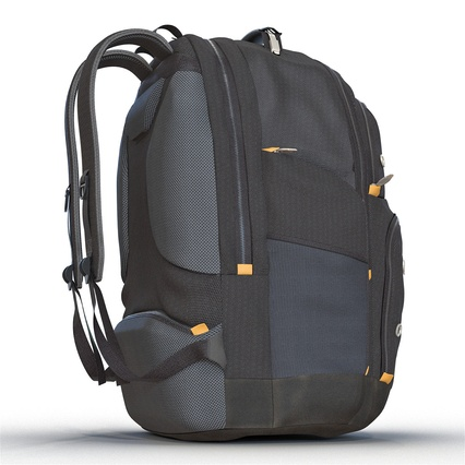 Backpack 2 Generic. Render 8