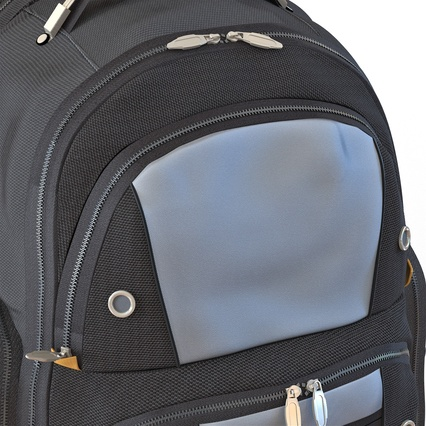 Backpack 2 Generic. Render 16