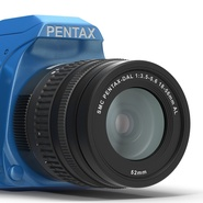 Pentax K-S1 Blue. Preview 18