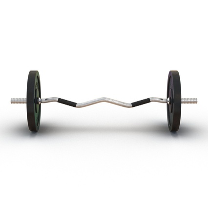 Barbells Collection 2. Render 17