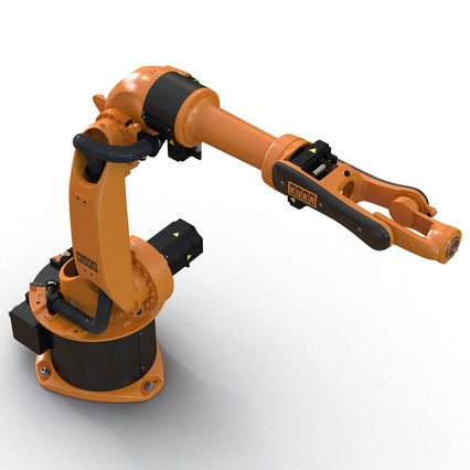Kuka Robots Collection 5. Render 26