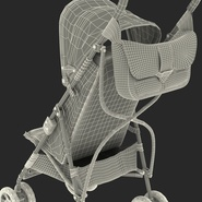 Baby Stroller Blue. Preview 52