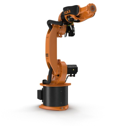 Kuka Robots Collection 5. Render 7