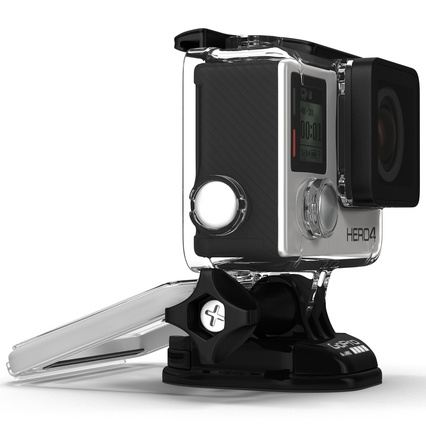 GoPro Collection. Render 52