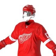 Hockey Equipment Detroit Red Wings. Preview 24