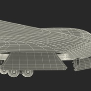 Stealth Bomber B-2 Spirit Rigged. Preview 33