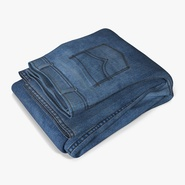Jeans Folded 3