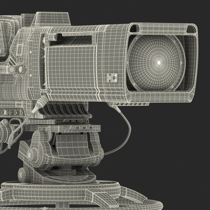 Professional Studio Camera DIGI SUPER 86II. Render 73