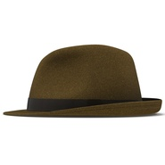 Fedora Hat Brown. Preview 7