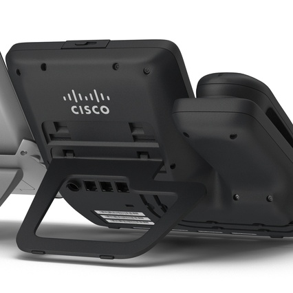 Cisco IP Phones Collection 6. Render 33